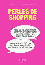 Petit Livre de - Perles de shopping  - Florence ROMAN - Françoise BARONI