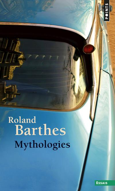 BARTHES ROLAND - MYTHOLOGIES