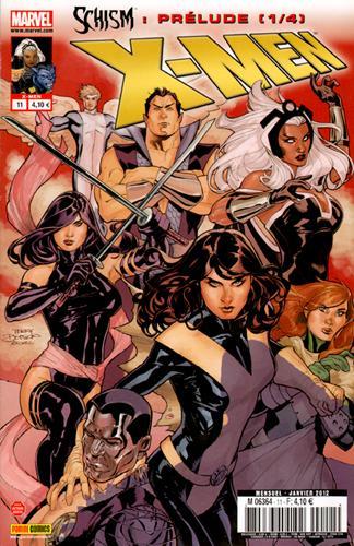 X-Men V2 11
