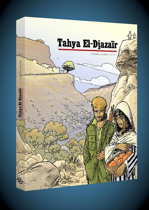 Tahya El-Djazaïr ; écrin t.1 et t.2
