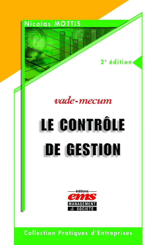 Le contrôle de gestion  - Nicolas Mottis