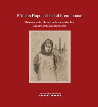 Félicien Rops, artiste et franc-maçon