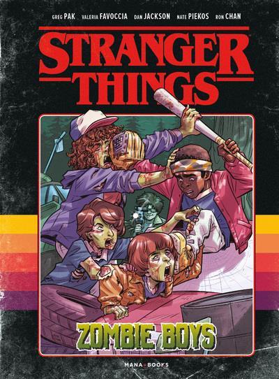 Stranger Things Hors-Série t.1 ; zombie boys
