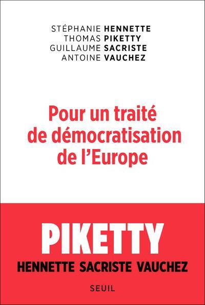 Pour un traité de démocratisation de l'Europe