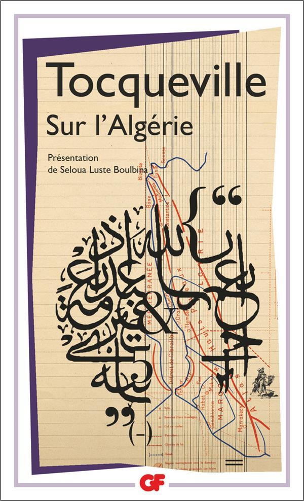 Sur l'algerie