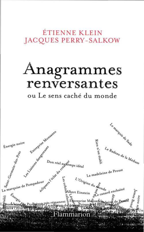 Anagrammes renversantes