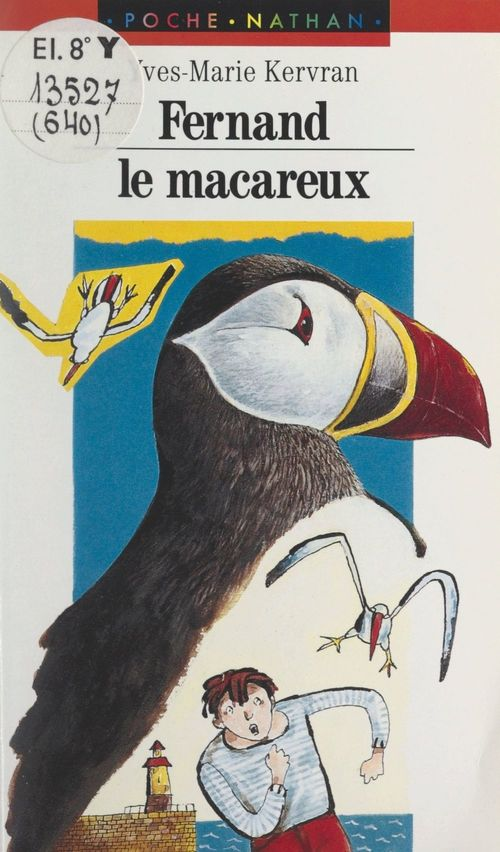 Fernand le macareux