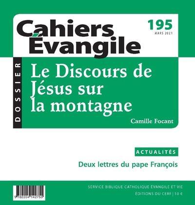 CAHIERS EVANGILE - NUMERO 195