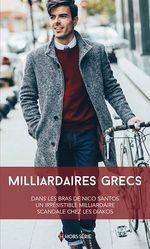 Vente EBooks : Milliardaires grecs  - Trish Morey - Natalie Rivers - Kathryn Ross