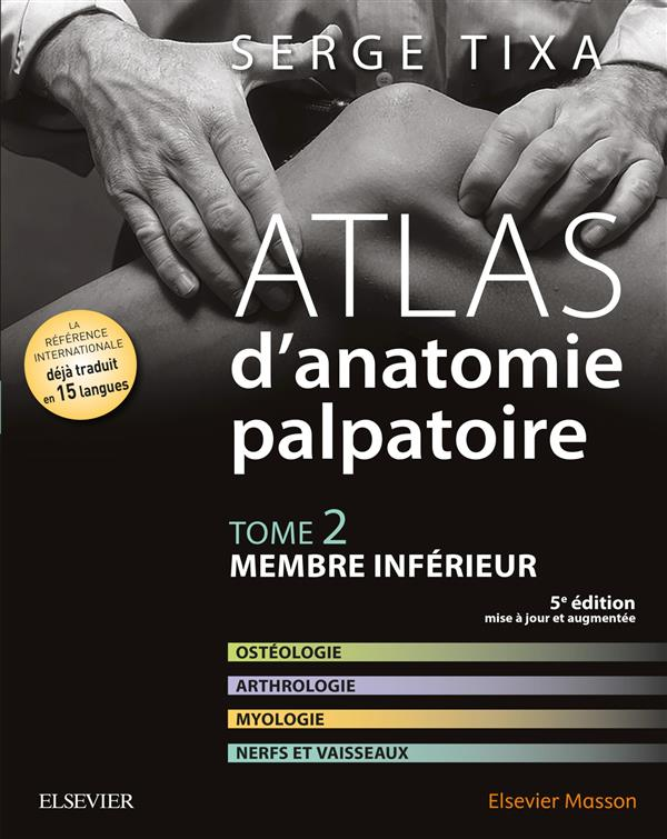 Atlas d'anatomie palpatoire t.2