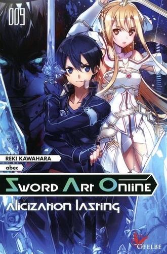 Sword Art Online T.9 ; alicization lasting