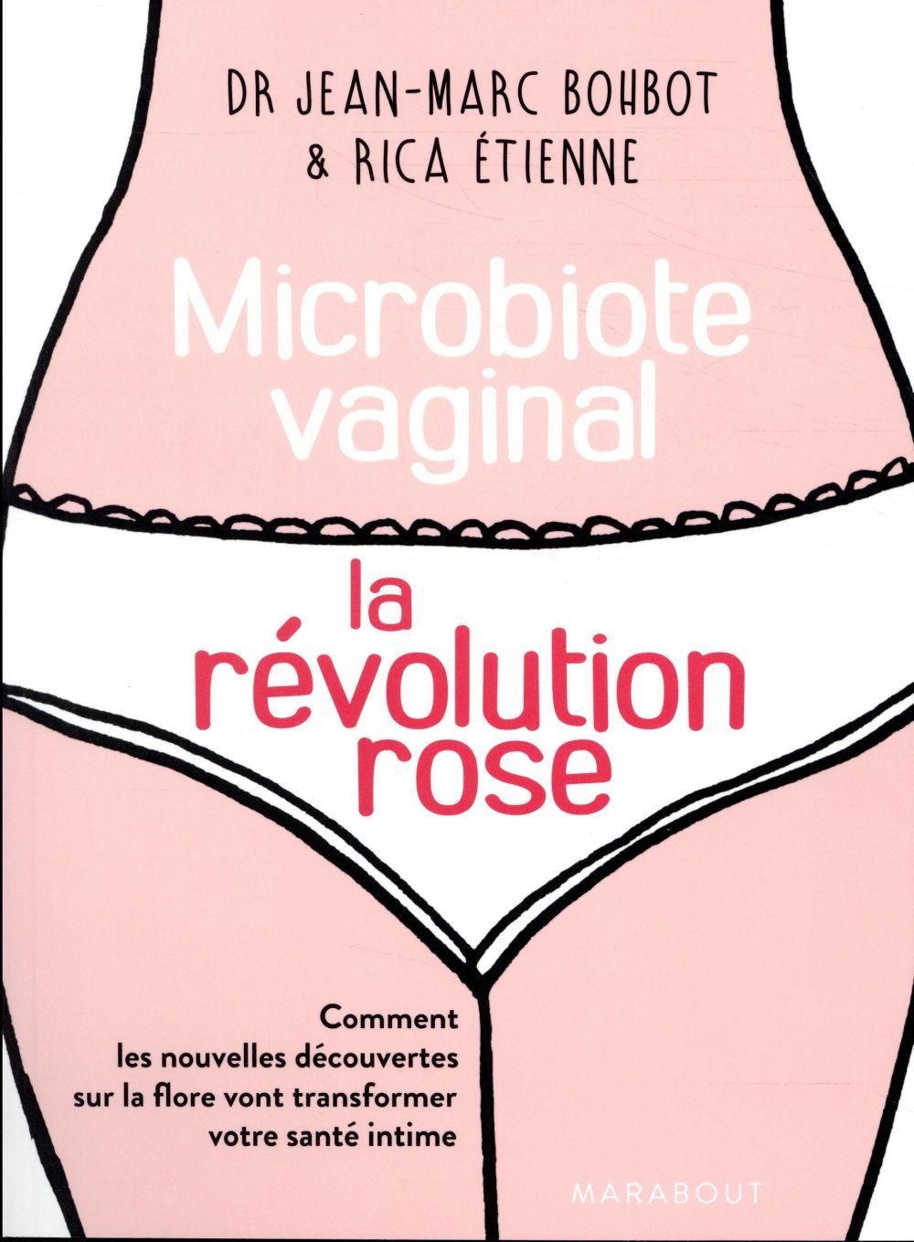 Microbiote vaginal ; la révolution rose