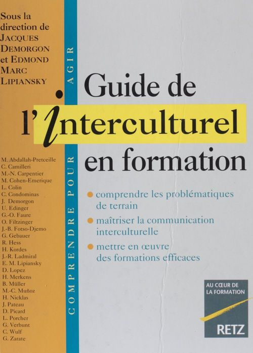 Guide de l'interculturel en formation