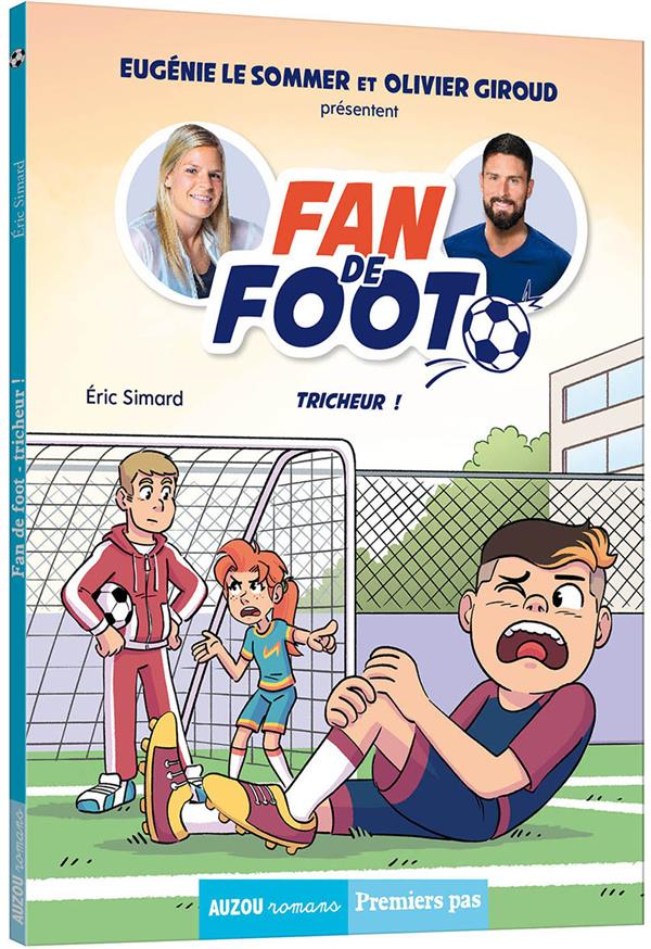 Fan de foot T.3 ; tricheur !