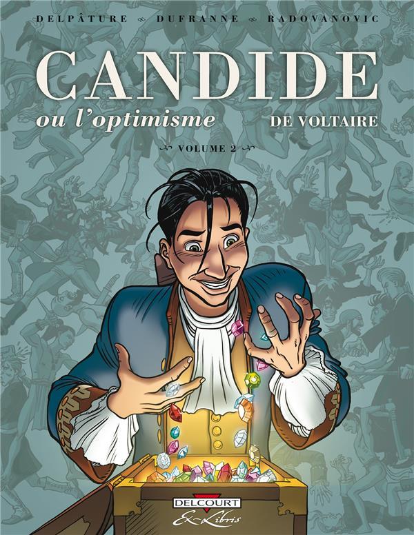 Candide ou l'optimisme, de Voltaire t.2