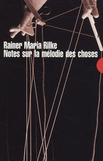 Couverture de Notes Sur La Melodie Des Choses