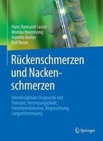Vente EBooks : Rückenschmerzen und Nackenschmerzen  - Annette Becker - Monika Hasenbring - Ralf Baron - Hans-Raimund Casser