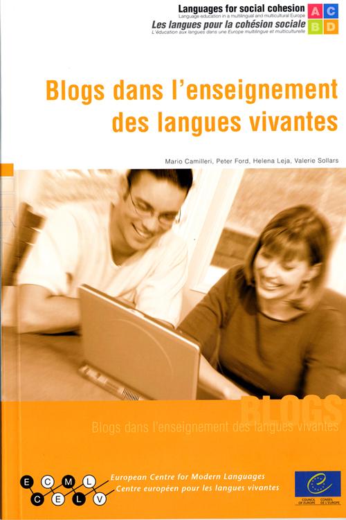 Blogs dans l'enseignement des langues vivantes