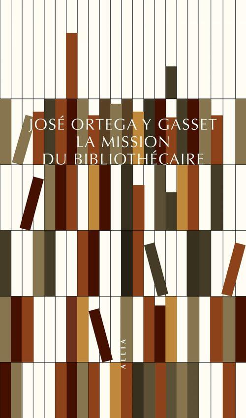La mission du bibliothecaire