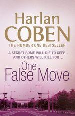 Vente Livre Numérique : One False Move  - Harlan COBEN