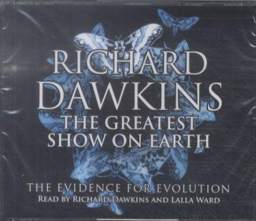 The Greatest Show On Earth: The Evidence For Evolution - Read By Richard Dawkins And Lalla Ward