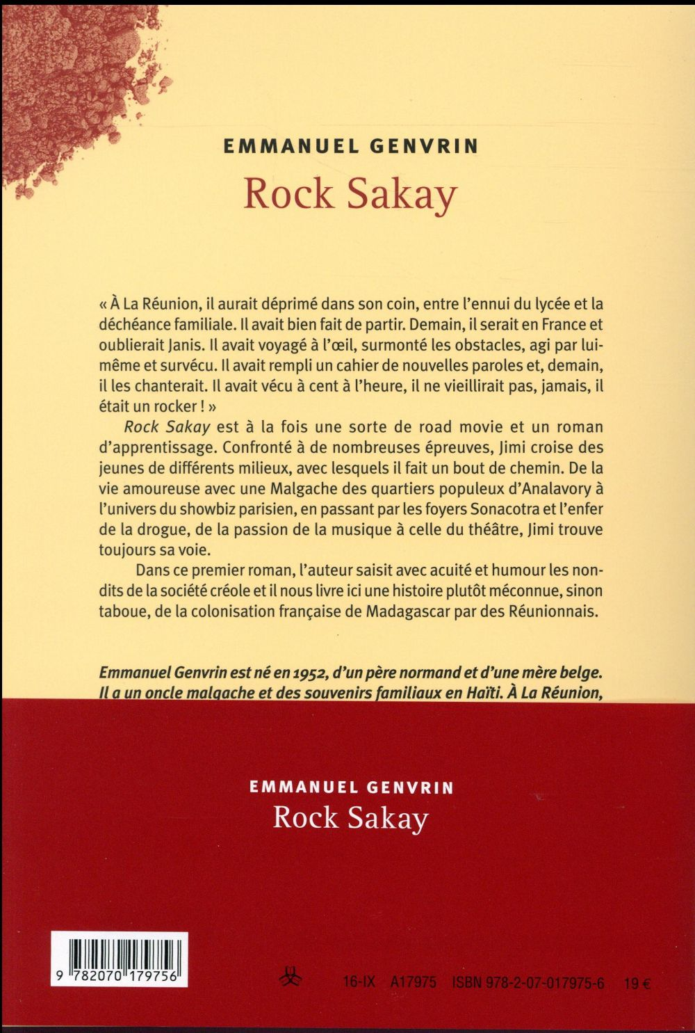 Rock Sakay
