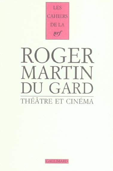 Theatre Et Cinema