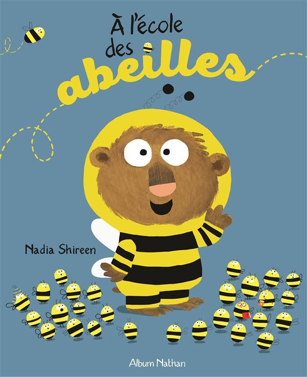 à l'école des abeilles