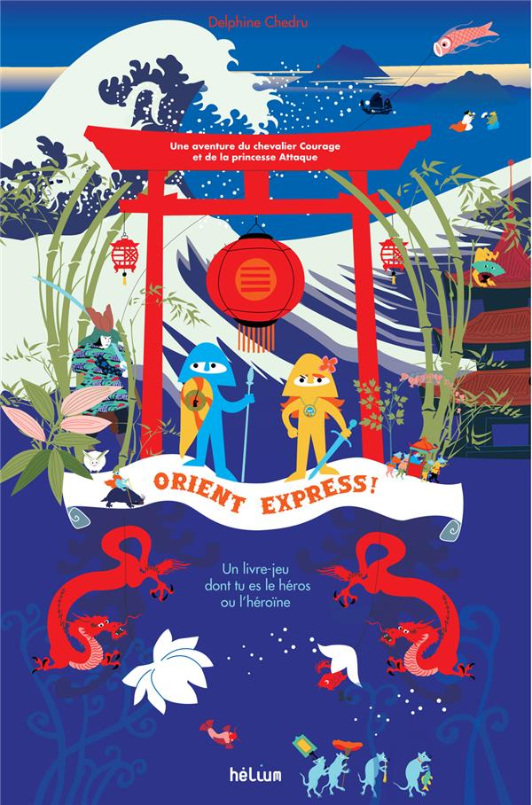 Orient express !
