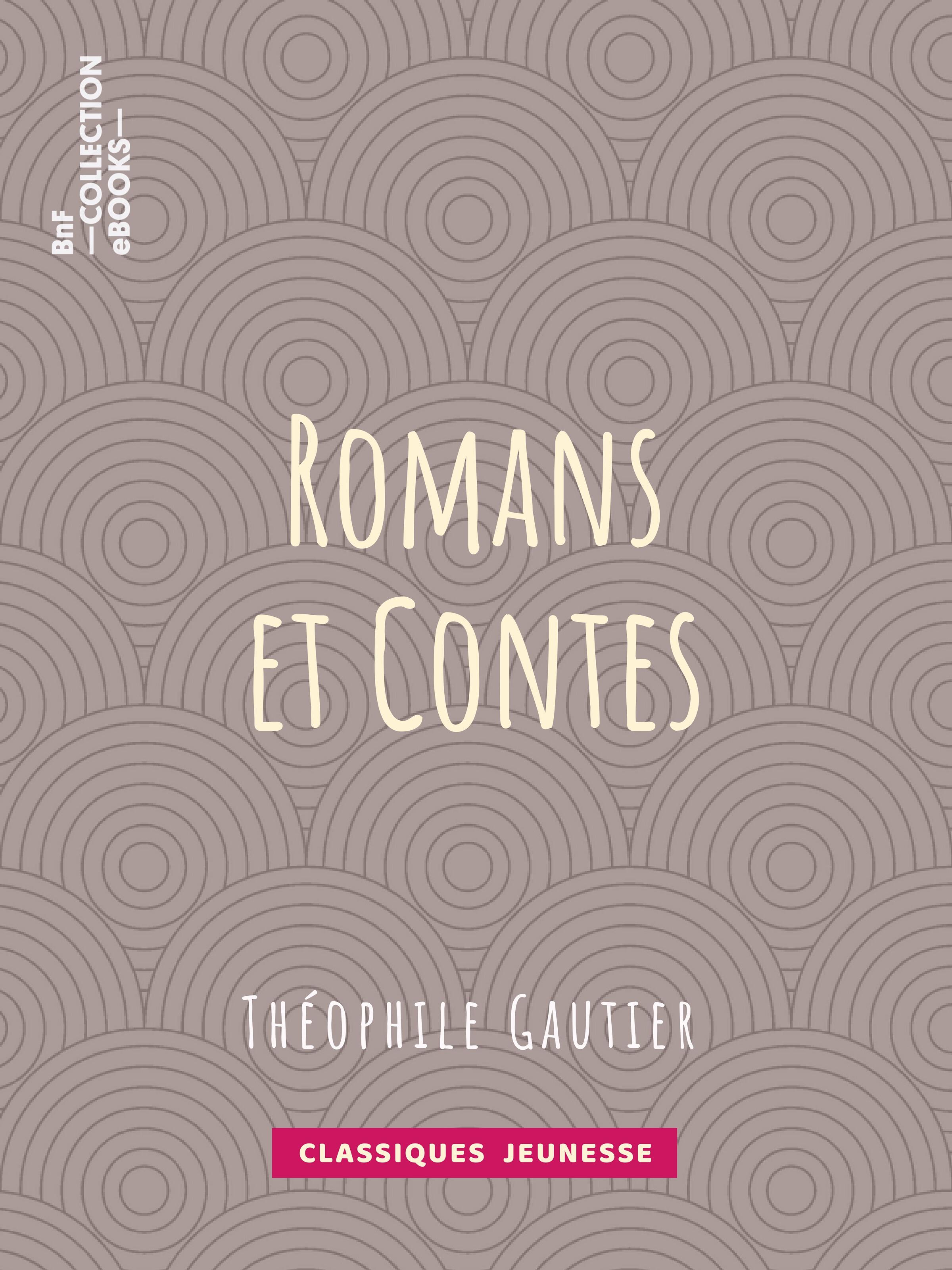 Vente Livre Numérique : Romans et contes  - Théophile Gautier