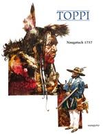 Vente EBooks : NAUGATUCK 1757  - Sergio Toppi