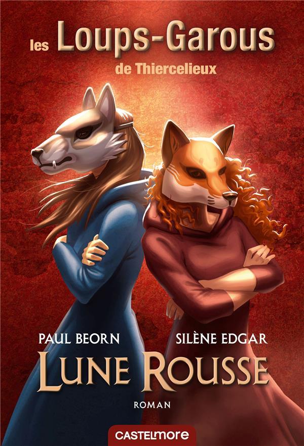Les loups-garous de thiercelieux : lune rousse (version dyslexique)