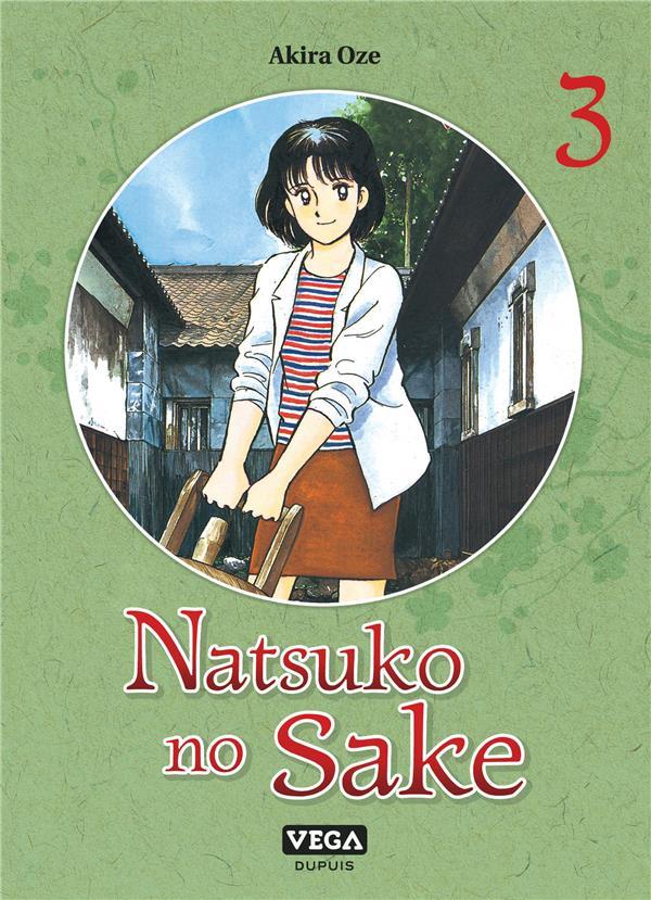 Natsuko no sake - tome 3