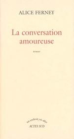 Couverture de La conversation amoureuse