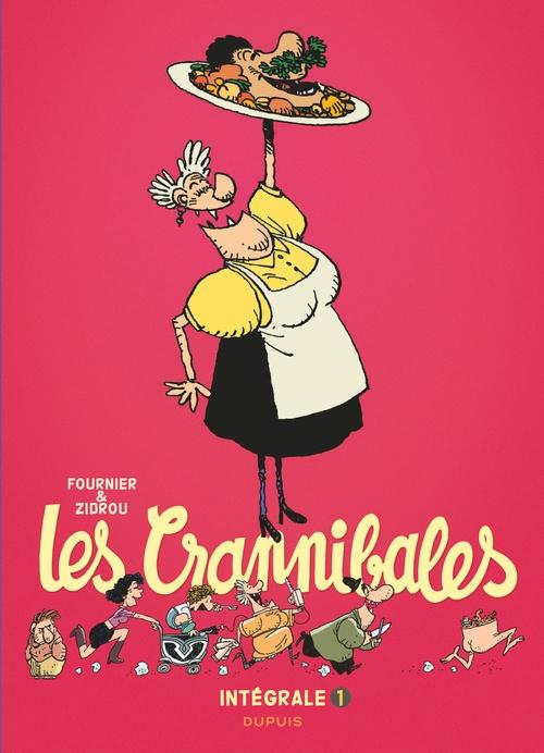 Les Crannibales ; INTEGRALE VOL.1