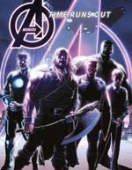 Vente Livre Numérique : Avengers Time Runs Out (2013) T01  - Stefano Caselli - Kev Walker - Jonathan Hickman - Mike Deodato Jr