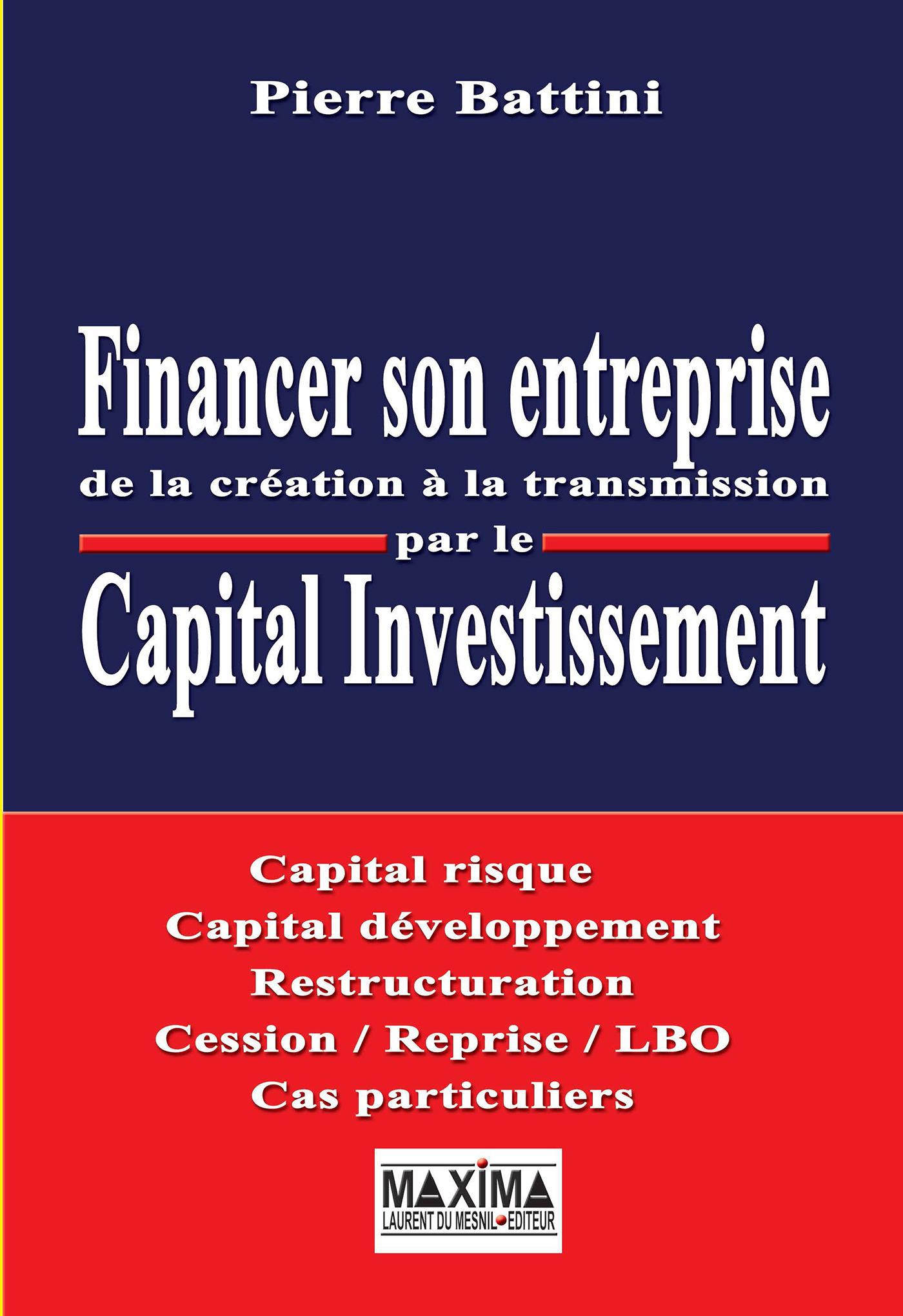 Financer son entreprise par le capital investissement