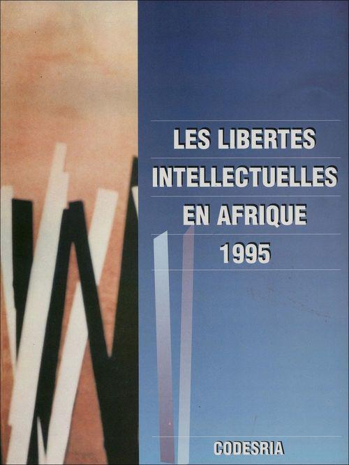 L'état de la liberté intellectuelle en Afrique 1995