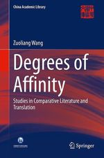 Degrees of Affinity  - Zuoliang Wang