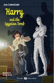 Harry and the egyptian tomb + multi-rom