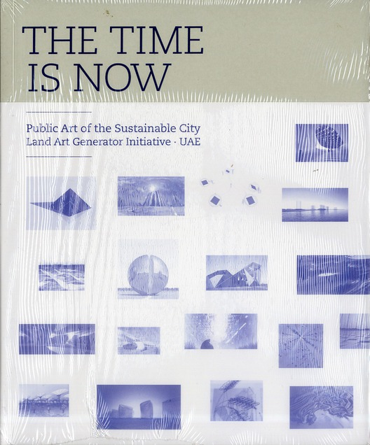 The time is now ; public art of the sustainable city