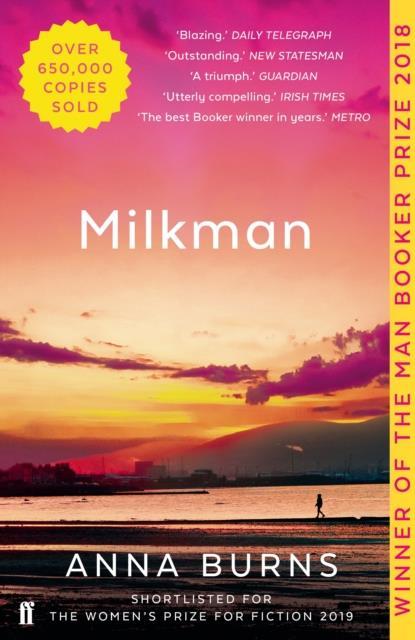 MILKMAN - WINNER OF THE BOOKER PRIZE 2018