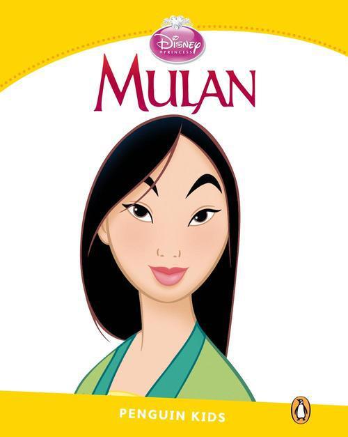 Level 6: Disney Princess Mulan