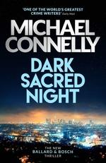 Vente Livre Numérique : Dark Sacred Night  - Michael Connelly