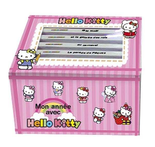 Hello Kitty ; Ma Premiere Bibliotheque