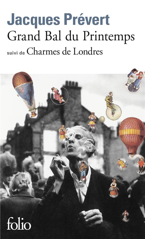 Grand bal du printemps ; charmes de londres