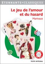Vente EBooks : Le Jeu de l'amour et du hasard  - MARIVAUX