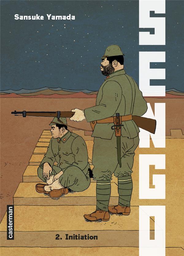 Sengo T.2 ; initiation
