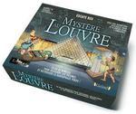 Escape box ; mystère au Louvre