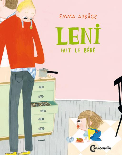 Leni fait le bébé